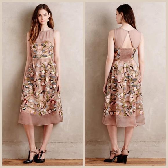 Anthropologie Dresses & Skirts - Anthropologie Moulinette Soeurs Novelette Dress